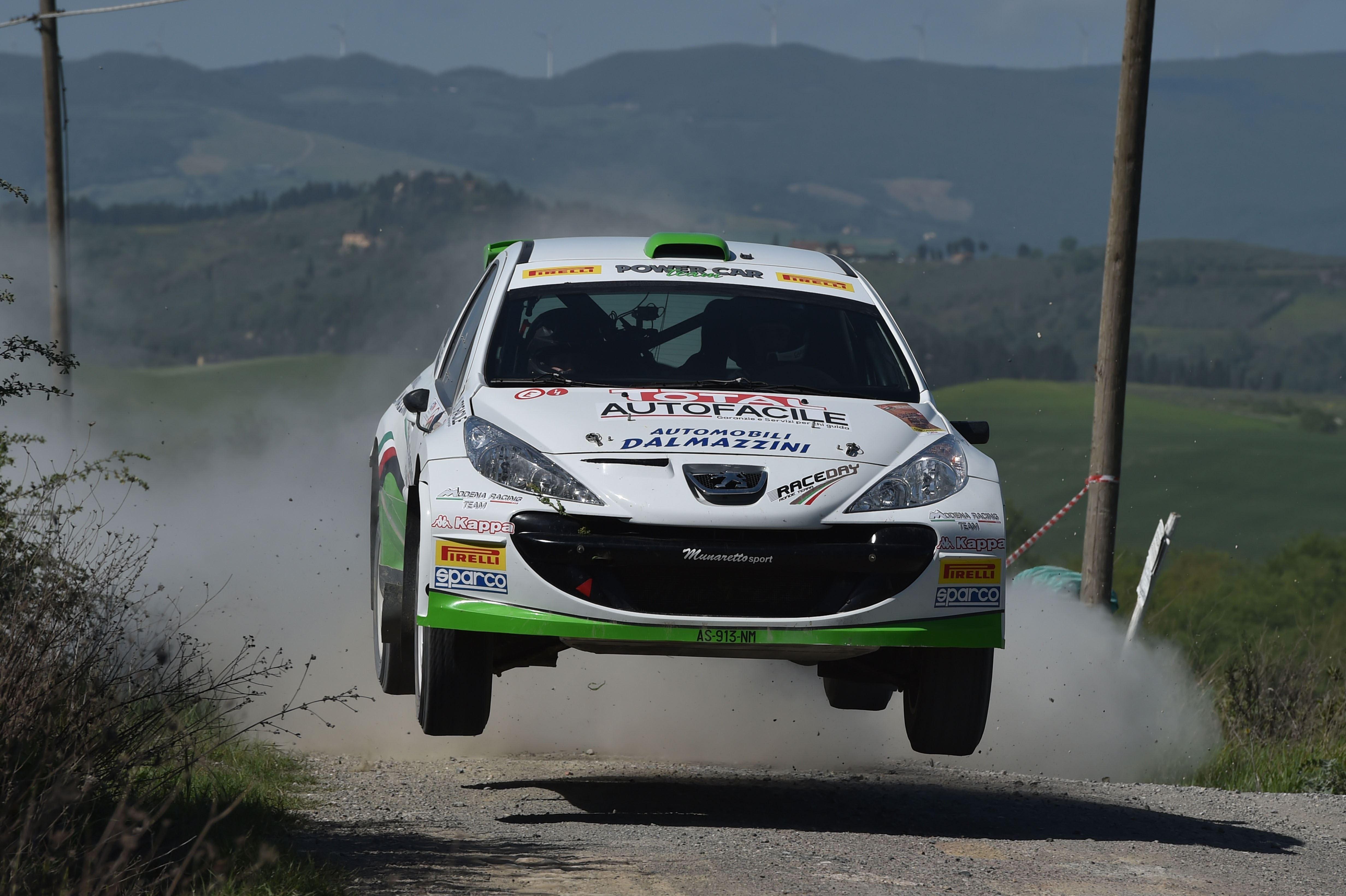 Andrea Dalmazzini, Giacomo Ciucci (Peugeot 207 S2000 #16, Power Car Team)